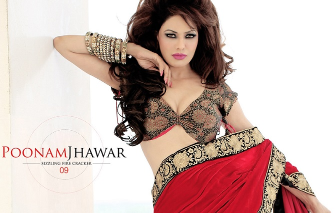 Poonam-Jhawar-Hot-Sexy-Saree-wallpapers