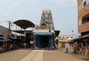 Sri Mallikarjuna Swamy Kamakshi Tayee Ammavari Temple
