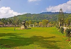 Narayanagiri Gardens