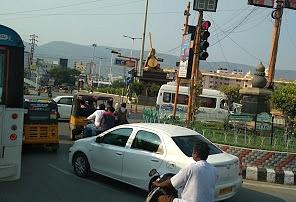 Poornakumbham Circle,Tirupati