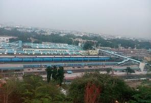 Gandhi Hill, Vijayawada.
