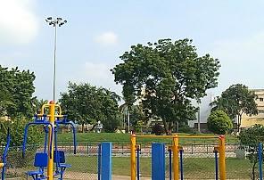 K.L Rao Park
