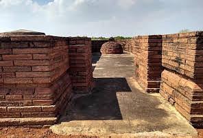 Bavikonda Ancient Buddhist Monastery