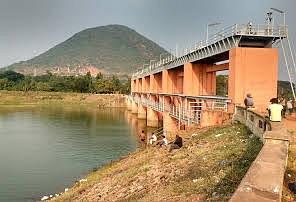 Meghadri Gedda Reservoir