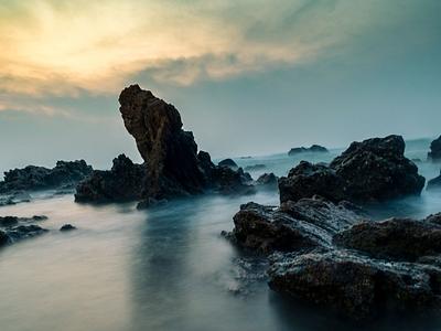 Bheemili Beach
