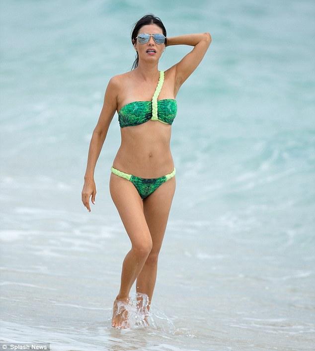 Emma stone bikini pics sounding gallery tan