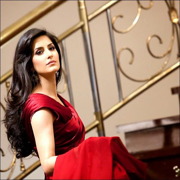 Katrina-Kaif-In-Red-Dress-HD-Wallpaper