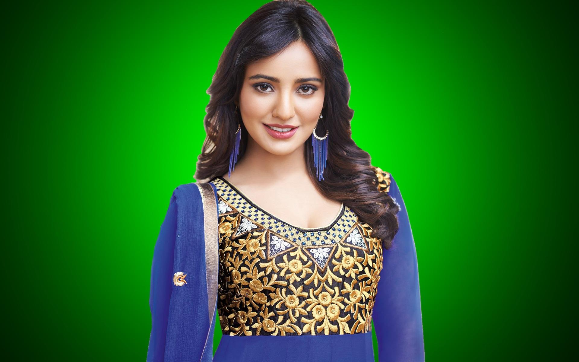 Neha-Sharma-in-blue-dress-gorgeous