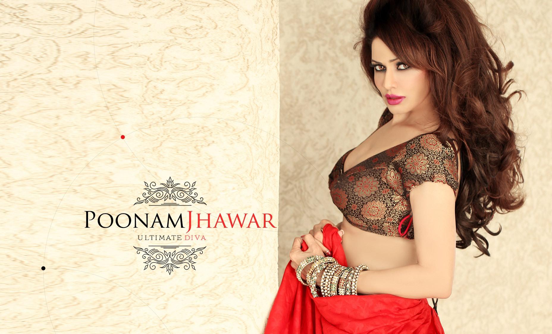 Poonam-Jhawar-Hot-saree-wallpapers