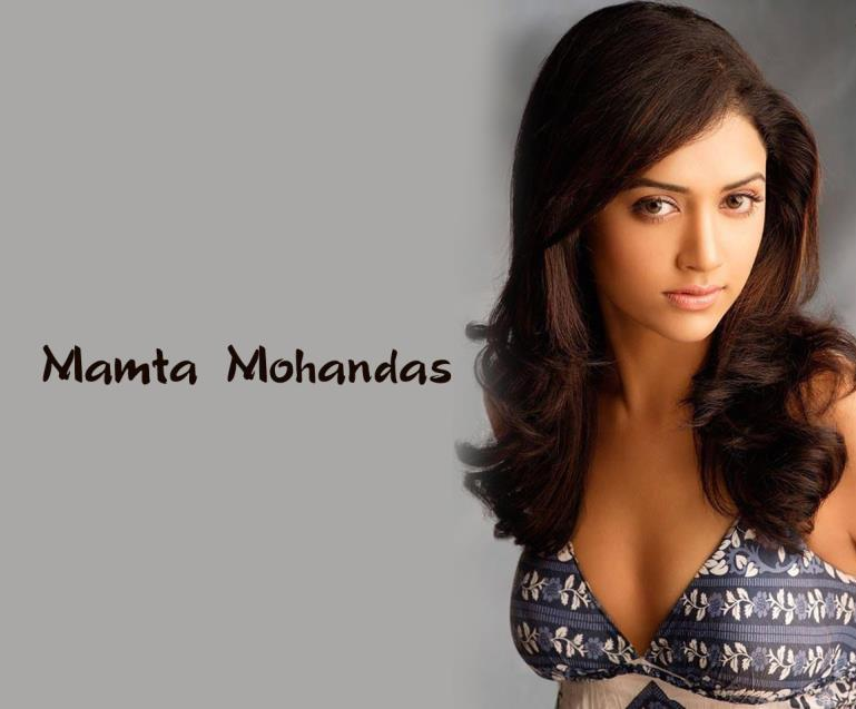 mamta-mohandas-hot-cleavage-hd-wallpaper